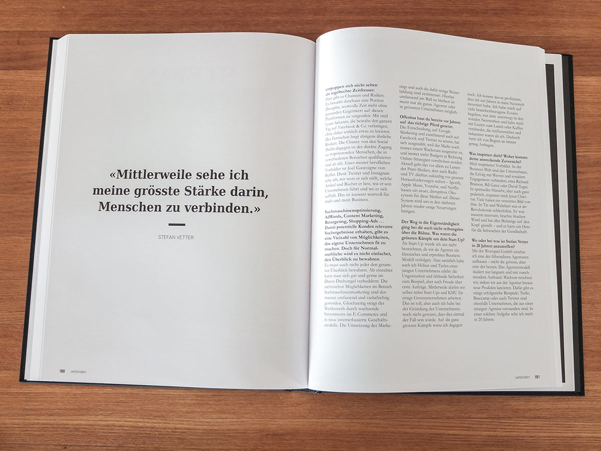 Wie geht Berufung? Interview Stefan Vetter, Seite 2