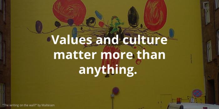 values-culture
